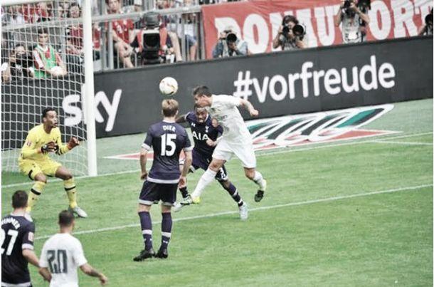 James Rodríguez marcó en la victoria del Real Madrid