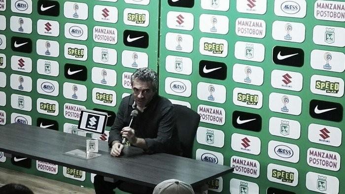"""Juan Manuel Lillo: """"Hemos usado bien la posesión pero no hemos sido eficaces"""""""