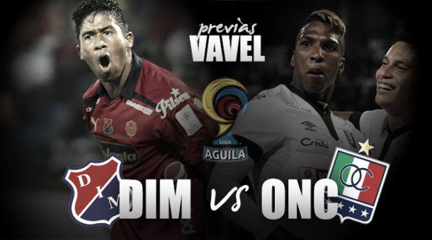 Independiente Medellín - Once Caldas: Por tres puntos en un estadio sin alma