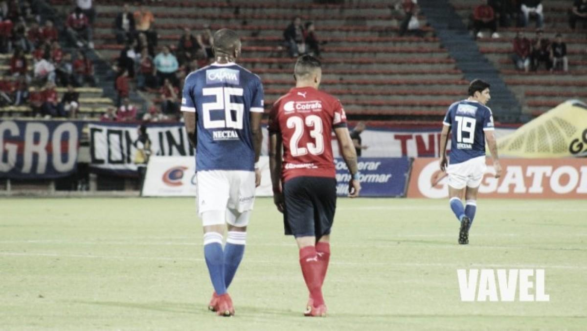 2018 - I en azul y rojo: Leonardo Castro