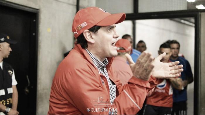 """Eduardo Silva Meluk: """"La idea es que Quintero se presente a entrenamientos esta semana"""""""