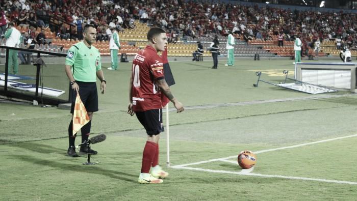 Juan Fernando Quintero es duda contra Once Caldas