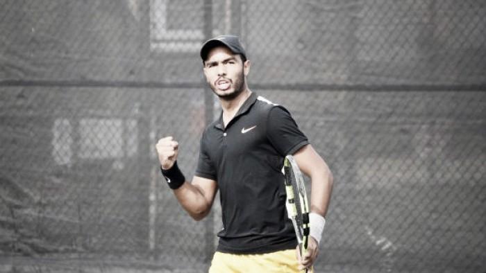 Juan Manuel Benítez sigue su ascenso en el ránking ATP