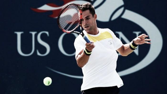 Santiago Giraldo le dijo adiós al US Open