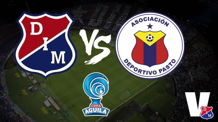 Medellín se verá las caras con Pasto en los octavos de Copa Águila