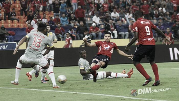Santa Fe será el rival del DIM en la Superliga