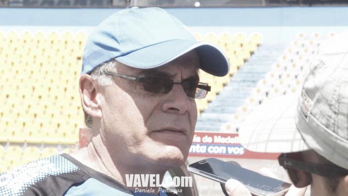 """Juan José Peláez: """"El clásico es un partido especial"""""""