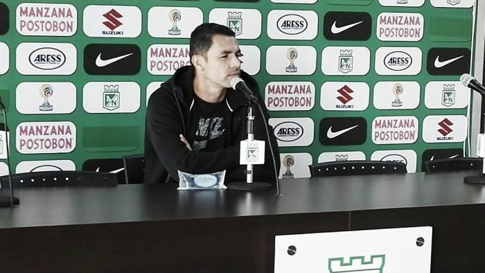 """Francisco Nájera: """"Seguiré en la institución mientras estén satisfechos con mi trabajo"""""""