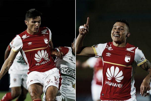Luis Carlos Arias y Daniel Torres son nuevos jugadores del DIM