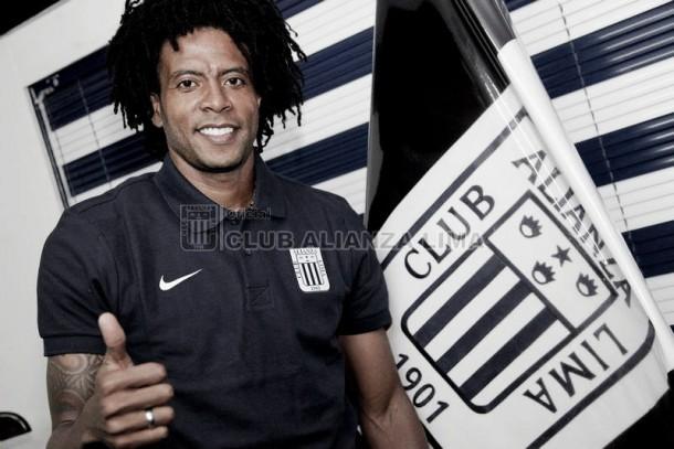 Lionard Pajoy es nuevo jugador de Alianza Lima