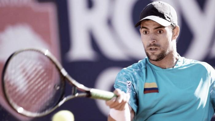 Giraldo regresó al top 100 en la clasificación de la ATP