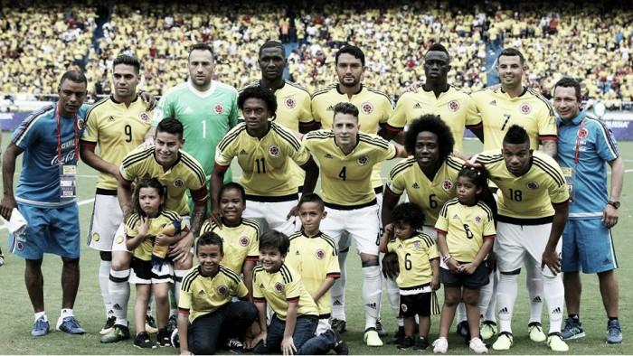 Colombia, décima en el ránking FIFA