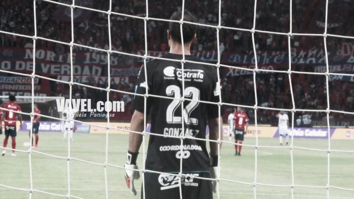 González superó los 3.000 minutos jugados con el DIM en el año