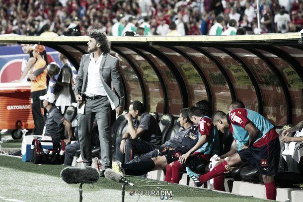 """Leonel Álvarez: """"Queremos formar un equipo más competitivo"""""""
