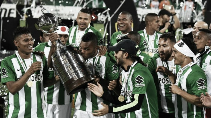 Nacional podría ser el primer club en ganar el doblete continental