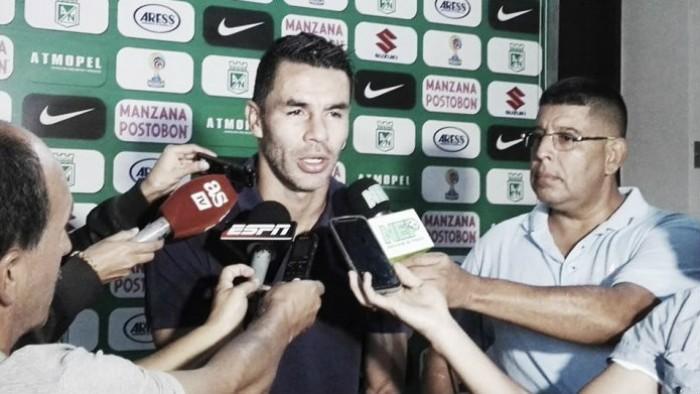 "Francisco Nájera: ""Deseamos clasificar lo antes posible"""