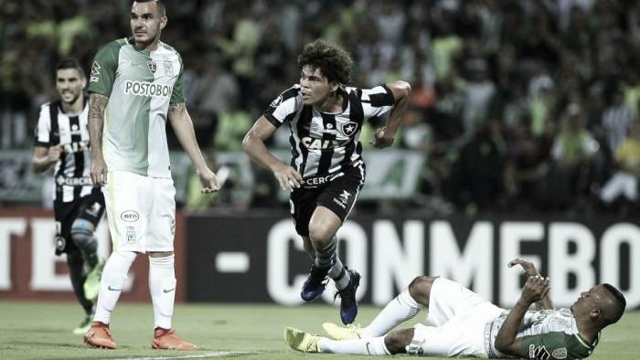 Las rachas que se acabaron con la derrota de Nacional ante Botafogo