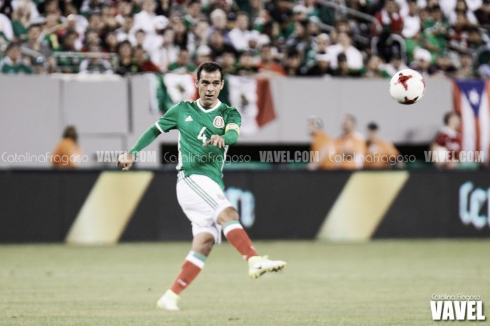 Mexican National Team: Gold Cup Preliminary roster announced