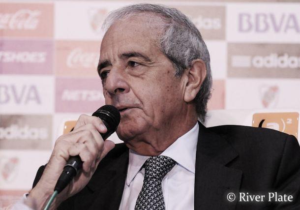 """Rodolfo D'Onofrio: """"Si Teófilo vuelve jugará en las reservas"""""""