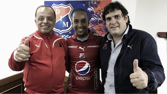 Daniel Restrepo es el nuevo refuerzo del Medellín