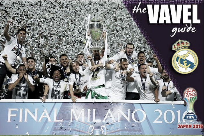 Guía VAVEL Mundial de Clubes 2016: Real Madrid
