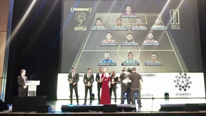 Nacional, el más galardonado en los Premios Águila