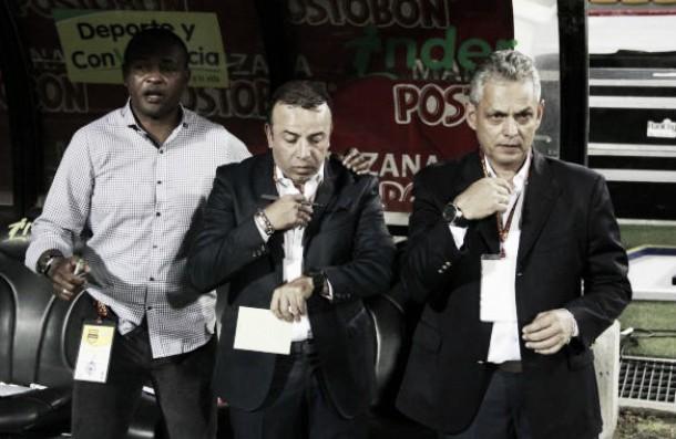 """Reinaldo Rueda: """"Debemos salir a jugar como si hubiéramos ganado"""""""