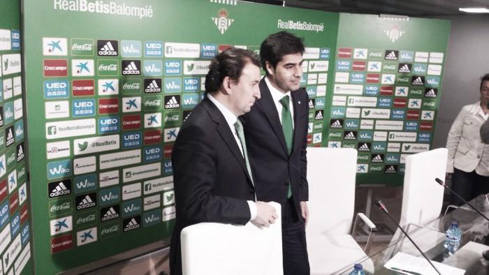 Ángel Haro, nuevo presidente del Real Betis Balompié