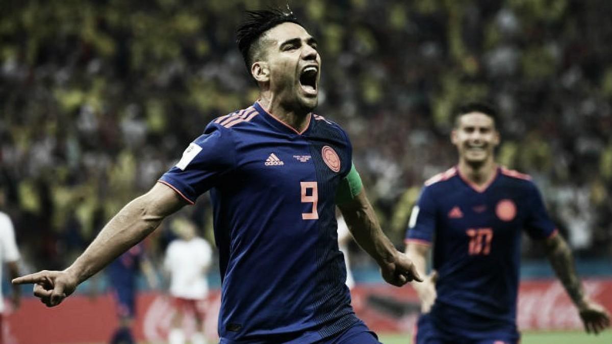 Colombia goleó a Polonia y sueña con los octavos