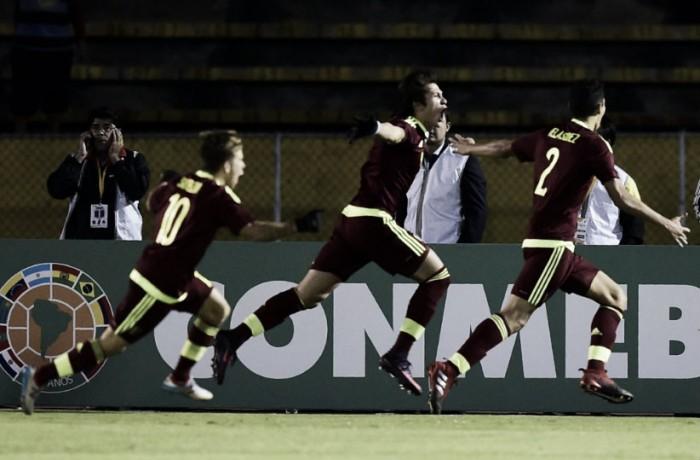 El sueño, a punto de convertirse en realidad: Venezuela goleó a Uruguay y ve de cerca el mundial
