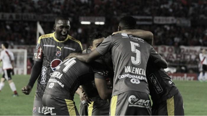 Medellín viajó a Argentina con la mente puesta en su duelo de Sudamericana