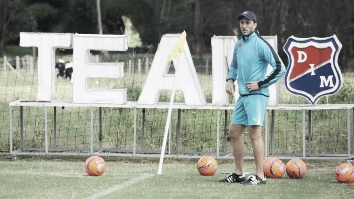 """Luis Zubeldía: """"Confío en mis jugadores"""""""