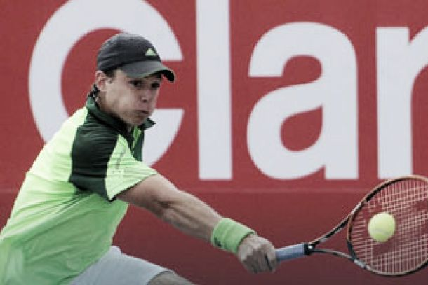Alejando González, a la final de la qualy en Washington