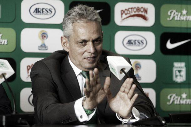 """Reinaldo Rueda: """"Estamos para llegar a la final"""""""