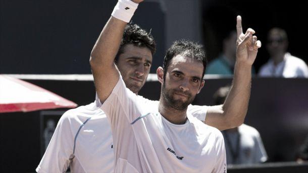 Cabal y Farah, eliminados de Wimbledon