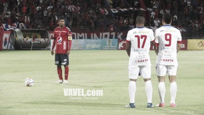 El partido de vuelta por Copa Águila entre Pasto y DIM será el 2 de Agosto