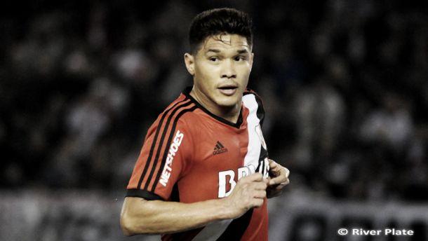 Teófilo Gutiérrez no continuará en River Plate