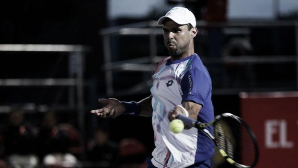 Falla ganó y está a una victoria del cuadro principal de Wimbledon