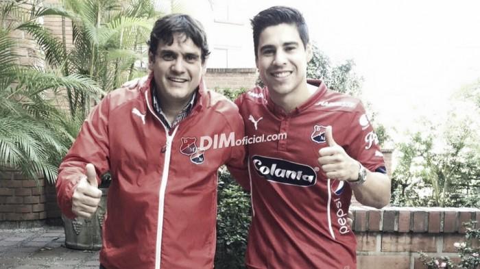 Mauricio Molina regresó al Medellín