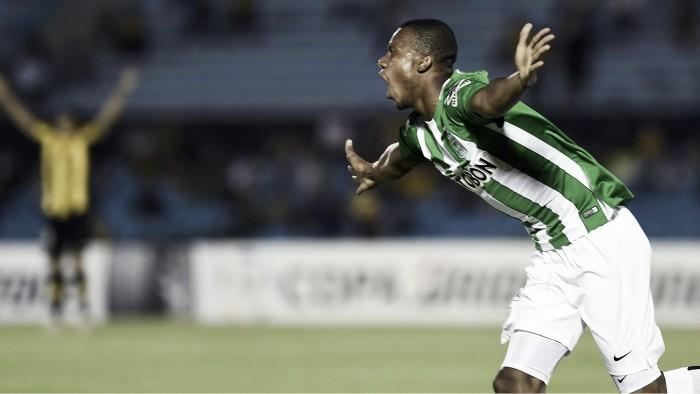 """Jonathan Copete: """"Fue difícil dejar Nacional en medio de la Libertadores"""""""