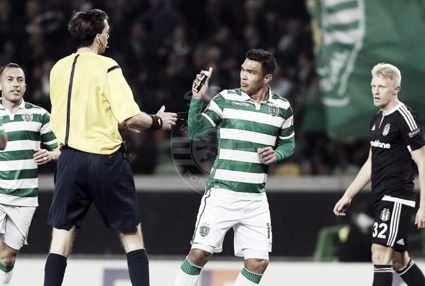 Teófilo volvió con gol en el Sporting