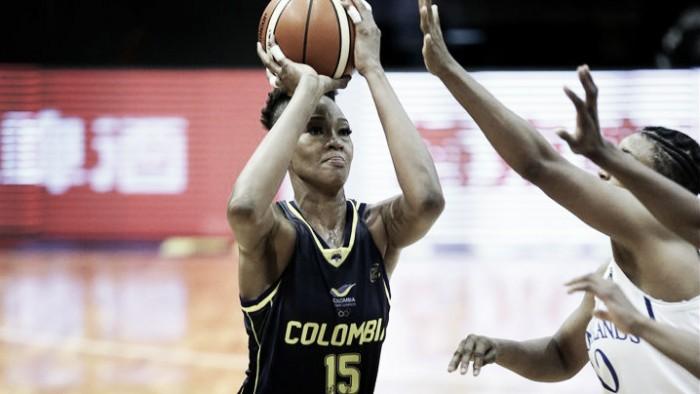 Colombia no superó la fase de grupos en la FIBA Women's Americup