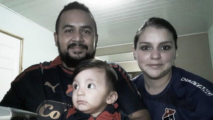 Amor sin fronteras: el hincha del Medellín que se hizo en Costa Rica