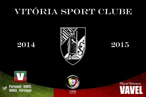 Vitória Guimarães 2014/15: Voltar a Europa é o objectivo