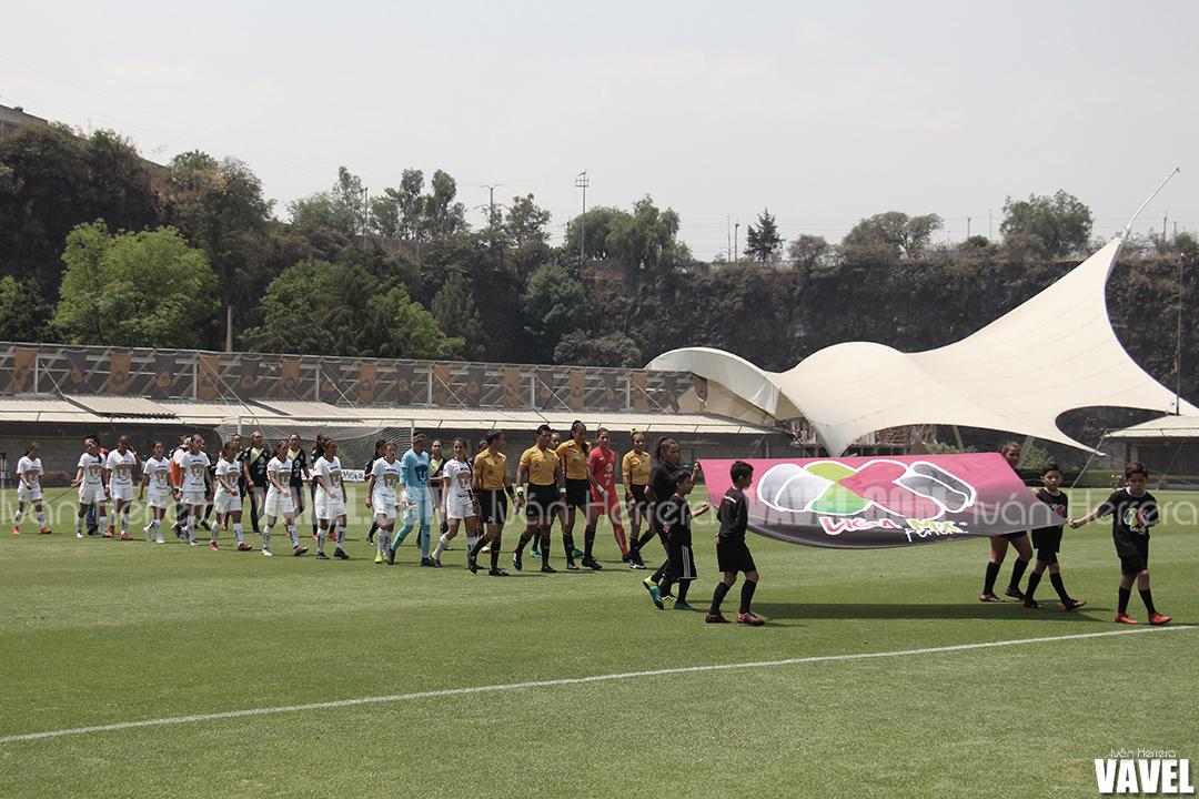 Fotos e Imágenes de Pumas Femenil 1-2 América Femenil en Clausura 2019