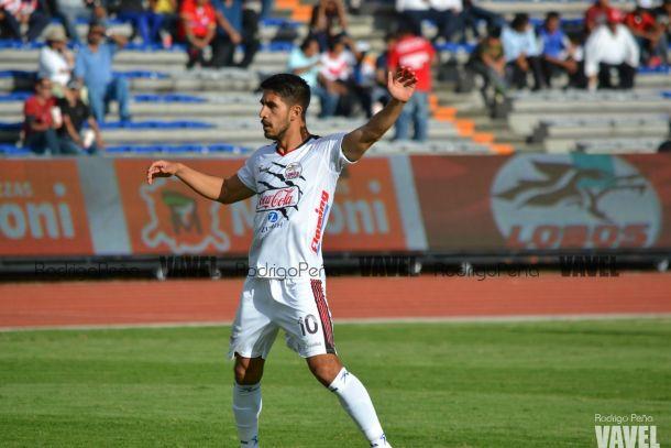 Ever Guzmán confía en sacar la victoria ante San Luis