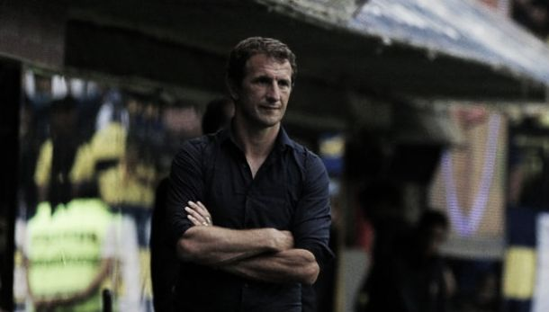 """Arruabarrena: """"El hincha se siente identificado con el equipo"""""""