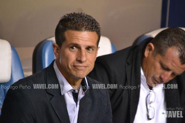 Ricardo Valiño, contento por lo observado en la filial de Segunda División