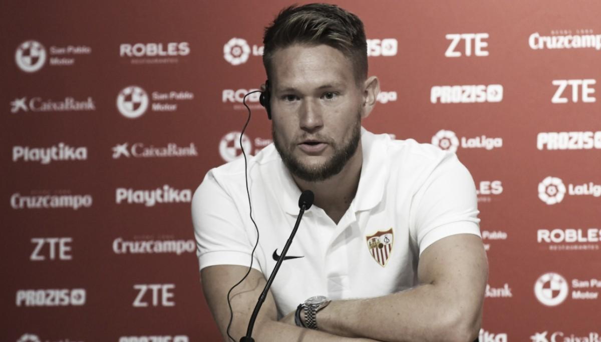 Tomas Vaclik: ''Estaba deseando jugar aquí''