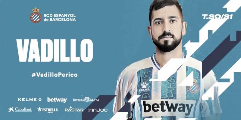 El Espanyol cierra el mercado con la llegada de Vadillo